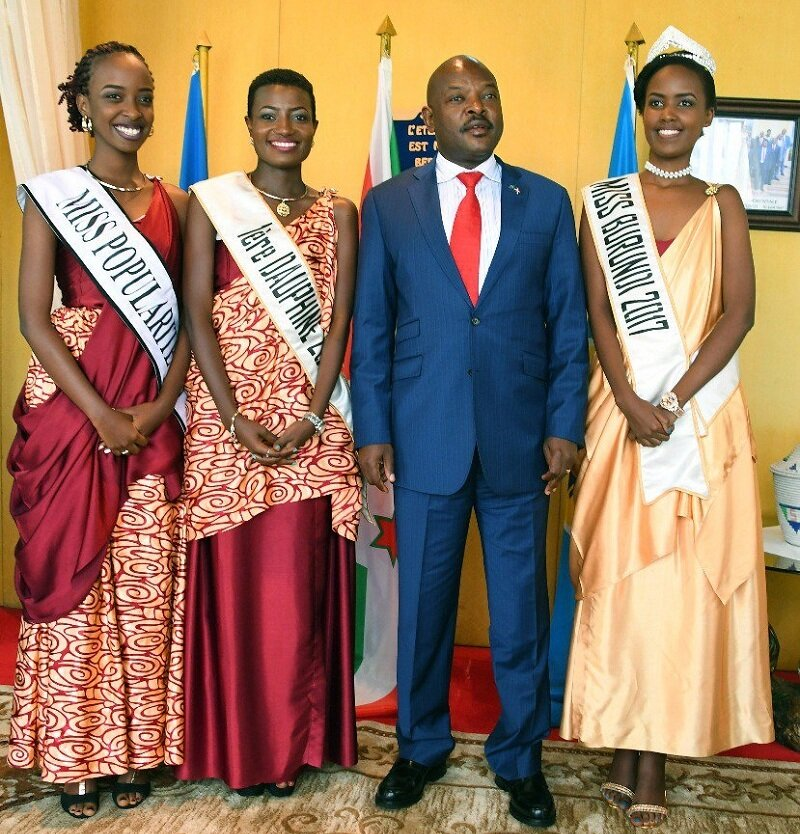 Miss Burundi 2017 has plenty of projects for young people – ABP INFOS