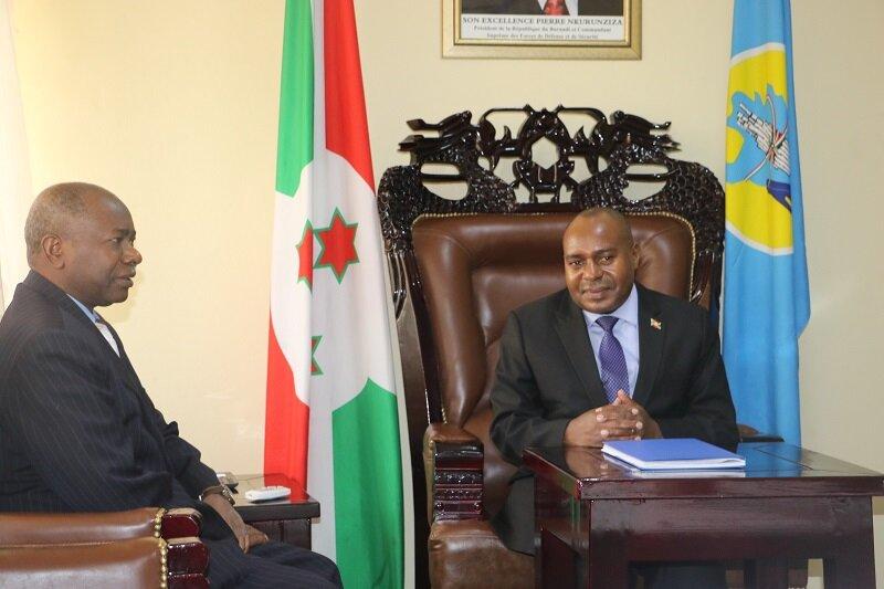 Tanzanian ambassador to Burundi has bid farewell – ABP INFOS